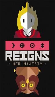 Carátula de Reigns: Her Majesty - iOS