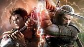 Geralt de Rivia será un personaje de Soul Calibur 6