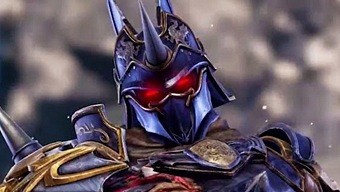Conoce más de Nightmare en un showcase de Soul Calibur VI