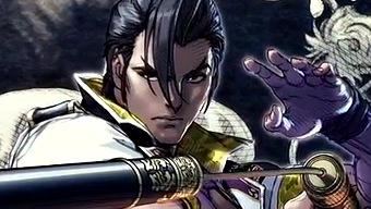 Maxi, presentación del nuevo luchador de Soul Calibur VI
