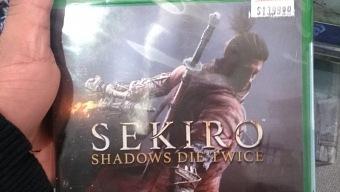 Sekiro: Shadows Die Twice comienza a venderse antes de tiempo en algunos países