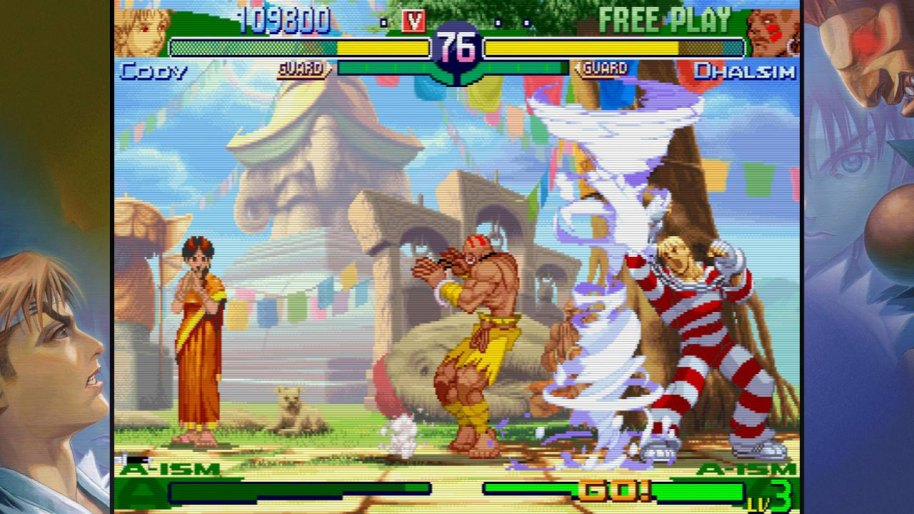 Street Fighter 30th Anniversary Xbox One