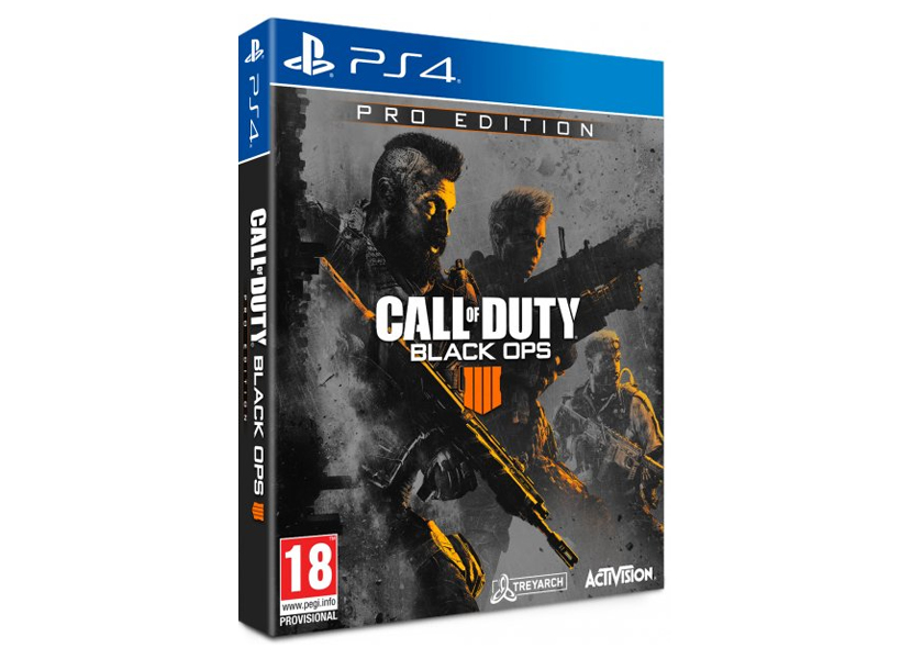 Semana Call of Duty: Black Ops 4, directos y premios cada día