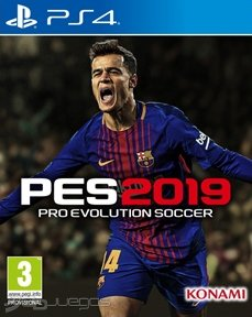 Foro de PES 2019 para PS4 - 3DJuegos