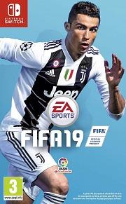 Carátula de FIFA 19 - Nintendo Switch
