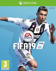 Carátula de FIFA 19 - Xbox One