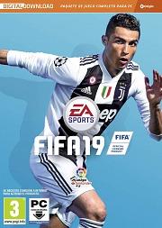 Carátula de FIFA 19 - PC