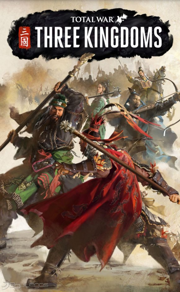 Total War: THREE KINGDOMS PC Full Español  [GoogleDrive] SilvestreHD