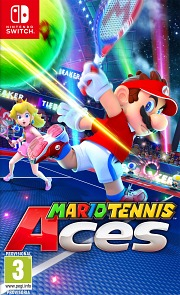 Carátula de Mario Tennis Aces - Nintendo Switch