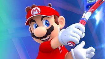 Mario Tennis Aces encabeza los juegos que llegan esta semana