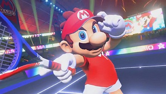 Mario Tennis Aces: Captura Nintendo Direct Mini