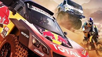 Dakar 18, un juego de conducción como nunca habíamos visto