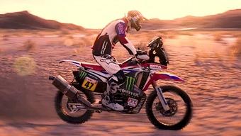 Dakar 18 fecha su lanzamiento con este tráiler