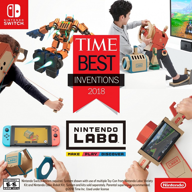Imagen de Nintendo Labo