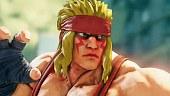 Street Fighter V Arcade Edition: Tráiler de Lanzamiento