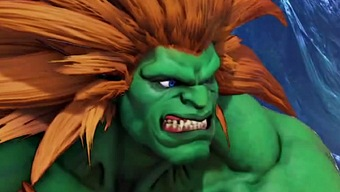 Street Fighter V Arcade Edition: Tráiler Gameplay: Blanka