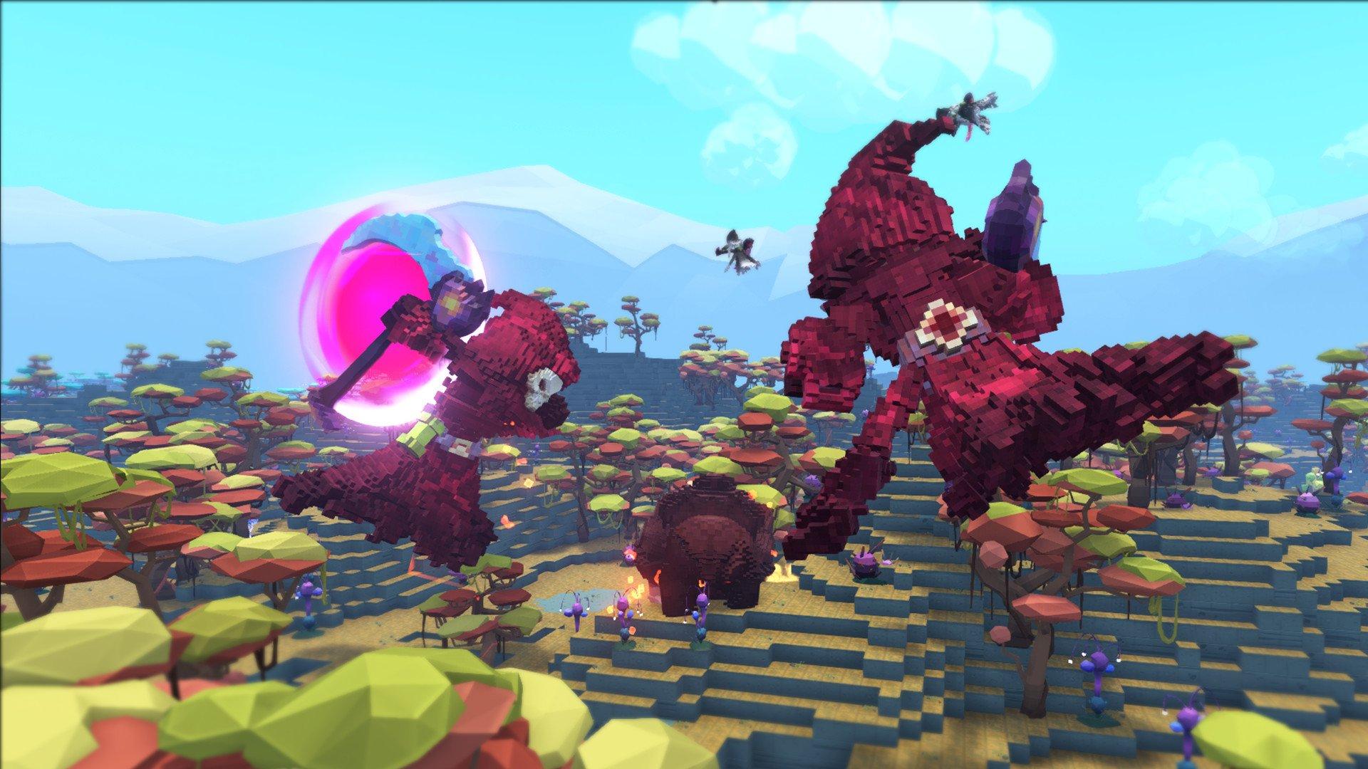 Imágenes de PixARK para PS4 - 3DJuegos