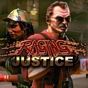 Carátula de Raging Justice - Nintendo Switch