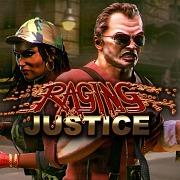 Carátula de Raging Justice - PS4