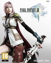 Carátula de Final Fantasy XIII - PC