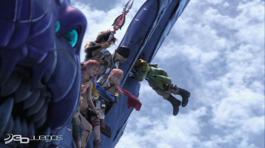 Final Fantasy XIII - Impresiones jugables