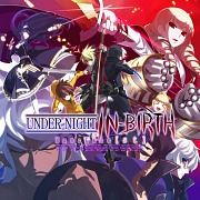 Carátula de Under Night In-Birth EXE: Late [st] - PS3
