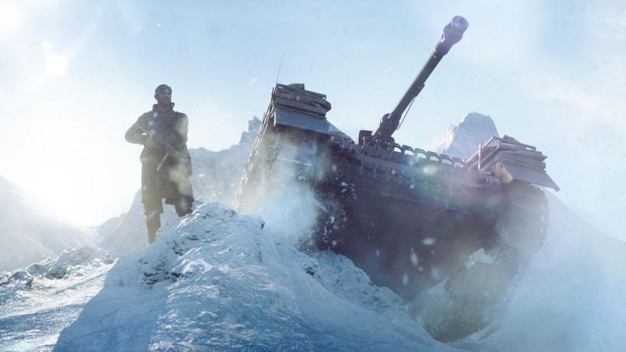 Battlefield V: Así es el modo multijugador Grandes Operaciones de Battlefield V