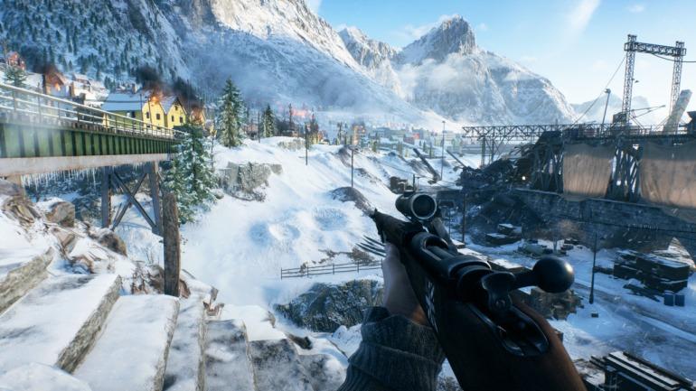 Imagen de Battlefield V