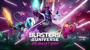 Carátula de Blasters of the Universe - PC