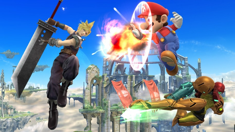 Super Smash Bros. Ultimate: ¿Cómo será Super Smash Bros. en Nintendo Switch?