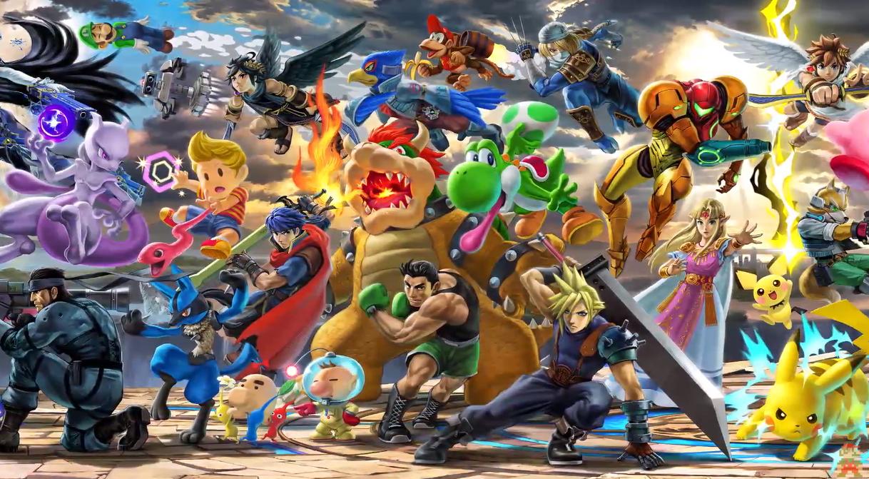 Byleth es el nuevo luchador DLC de Super Smash Bros. Ultimate