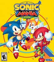 Carátula de Sonic Mania Plus - PC