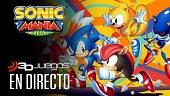 Sonic Mania Plus, gameplay del mejor Sonic