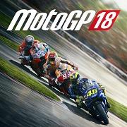Carátula de MotoGP 18 - PC