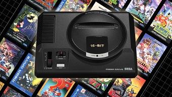 Test de Mega Drive Mini. Características, juegos, opciones y acabado