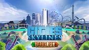 Carátula de Cities: Skylines - Parklife - Mac