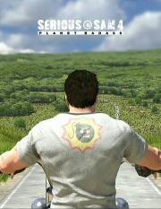 Carátula de Serious Sam 4 - Stadia