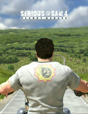 Carátula de Serious Sam 4 - PC