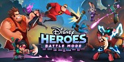 Carátula de Disney Heroes: Battle Mode - iOS
