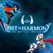 Carátula de Lost in Harmony - Nintendo Switch