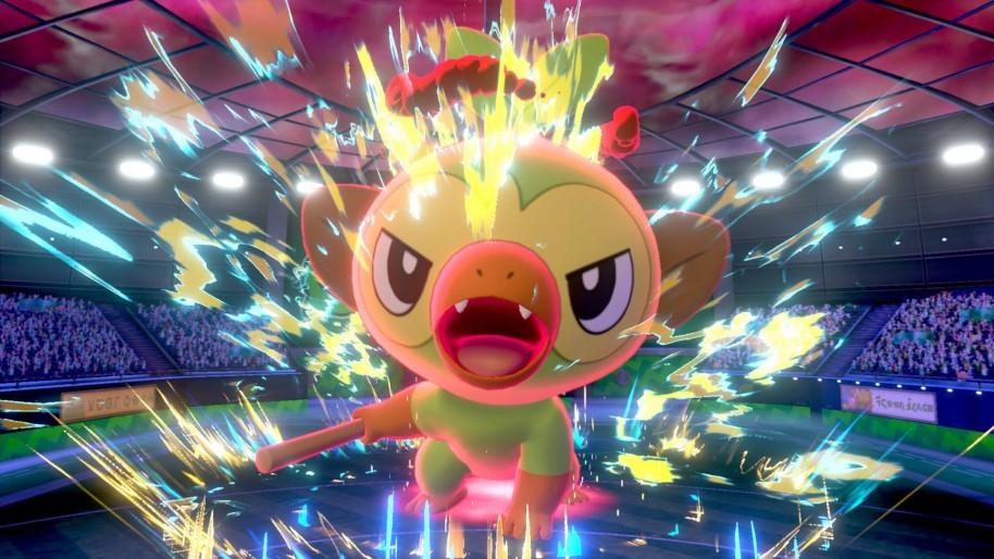 Pokémon Espada / Pokémon Escudo: ¡Pokémon GIGANTES! Jugamos Pokémon Espada / Escudo en el E3 2019