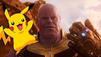 Tus pokémon convertidos en Los Vengadores de Marvel