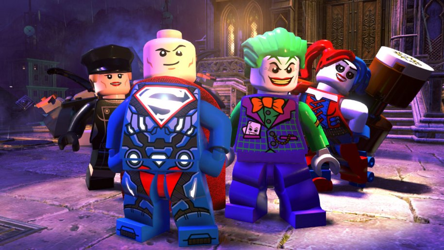LEGO DC Super-Villanos PC