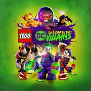 Carátula de LEGO DC Super-Villanos - Nintendo Switch