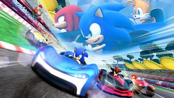 Team Sonic Racing, potenciadores, turbos y carreras competitivas