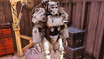 Fallout 76: encuentran una zona para desarrolladores oculta
