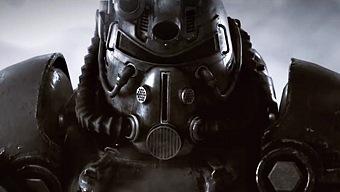 Introducción cinemática de Fallout 76
