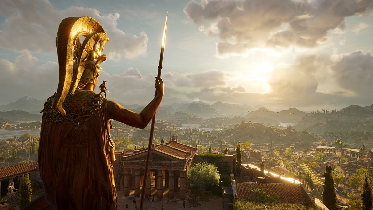 Assassin's Creed: Odyssey.