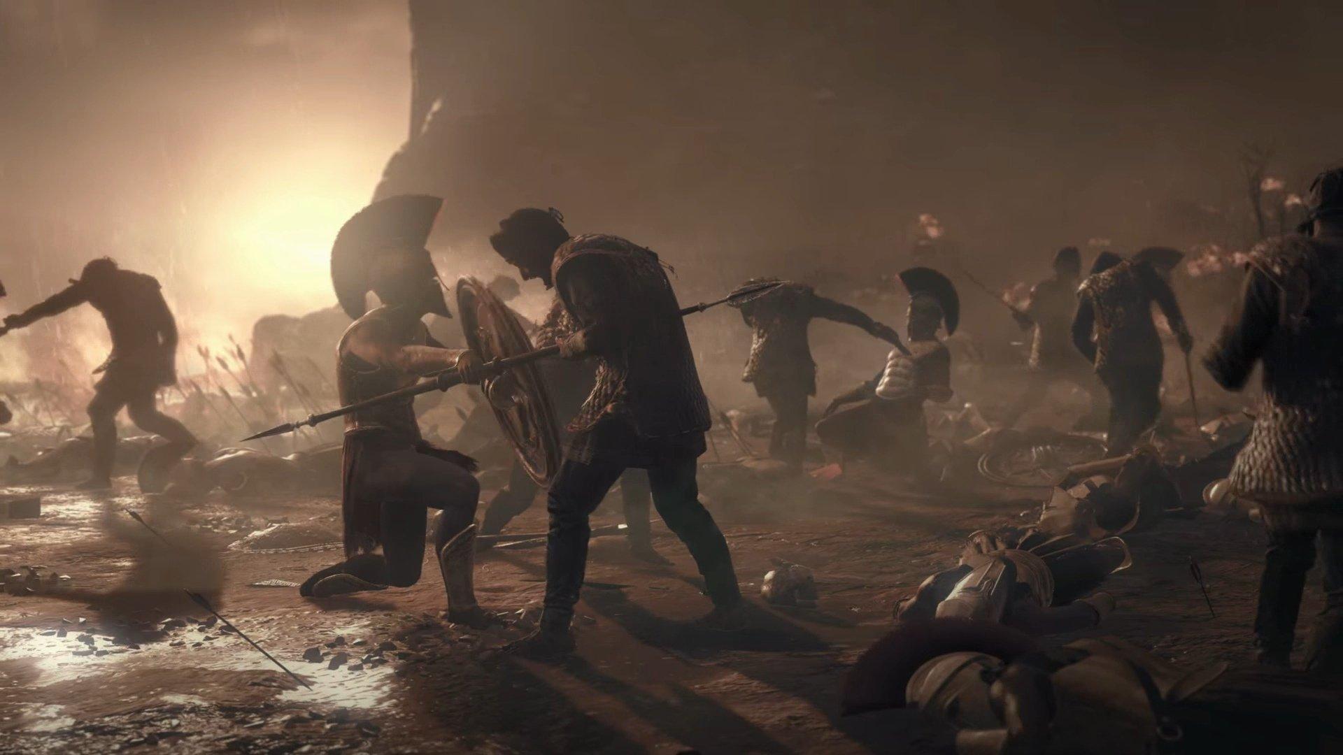 Análisis De Assassins Creed Odyssey Para Ps4 3djuegos