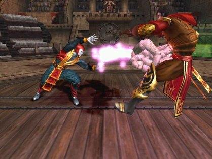 Mortal Kombat Armageddon análisis